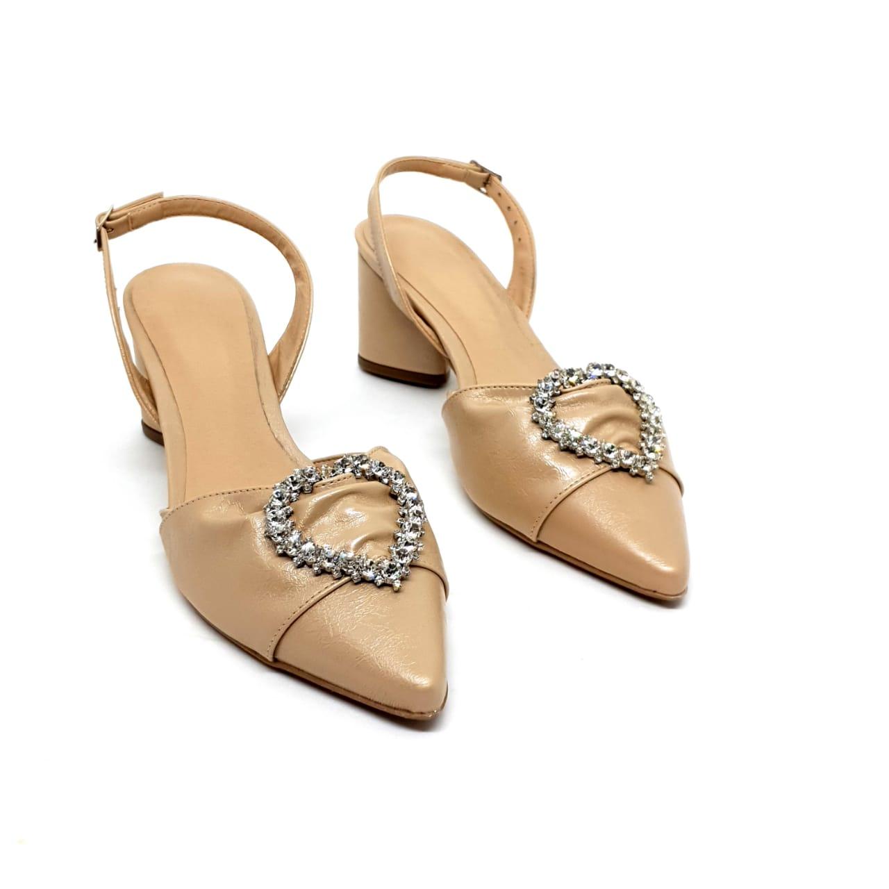 Sapato Scarpin Louvre Rugo Bistro