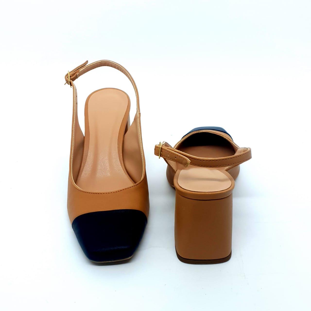 Sapato Slingback