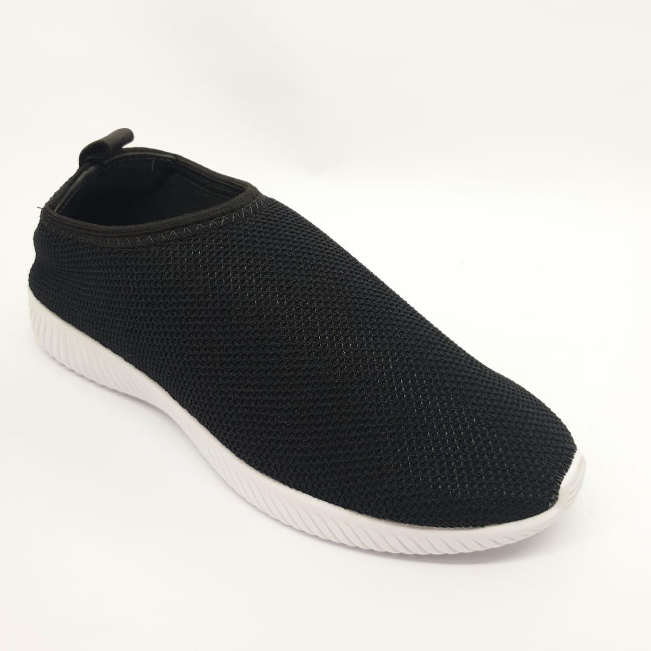 Tênis meia preto