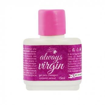 Always Virgin Gel Adstrigente 15Ml Segred Love produtos de sexshop atacado