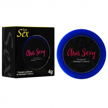 Anis Sex Dessensibilizante Anal 4G Segred Love sexshop produtos eroticos no atacado