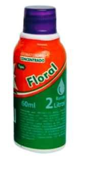 Aromatizador Concentrado 60ml Floral Ramas Fragrancias