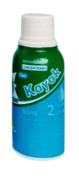 Aromatizador Concentrado 60ml Kayak Ramas Fragrancias