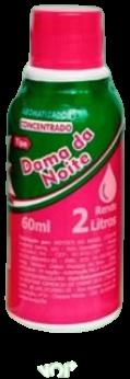 Aromatizante Concentrado Dama Da Noite 60 ml Ramas Fragancias