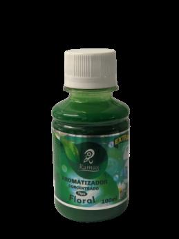 Aromatizante Concentrado Floral Rende 5L Extra Forte 100ML