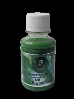 Aromatizante Concentrado Pinho Rende 5L Extra Forte 100ML