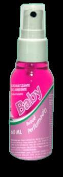 Aromatizante de Ambiente Baby Buque Perfumado 60 ML