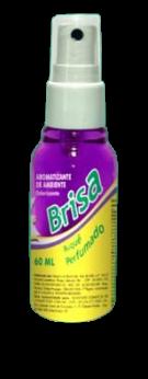 Aromatizante de Ambiente Brisa Buque Perfumado 60 ML