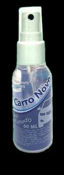 Aromatizante de Ambiente Carro Novo Buque perfumado 60 ML
