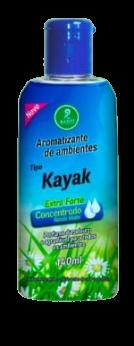 Aromatizantes de ambientes Tipo Kayak Extra Forte Concentrado Rende Muito 140ML