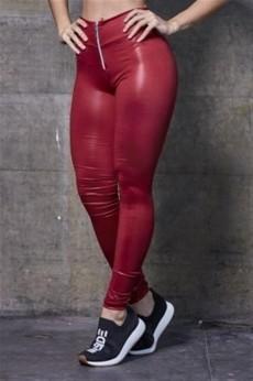 Calça legging Cirre Ziper