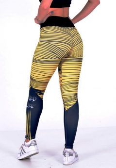 Calça Legging Sublimada Digital Strong