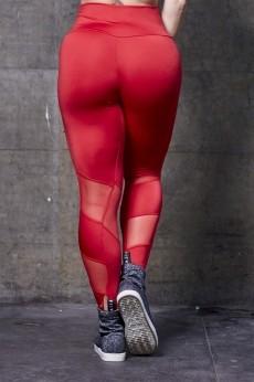 Calça Legging Tule
