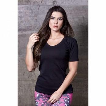 Camiseta Feminina Fitness Blusa Fitness Karla