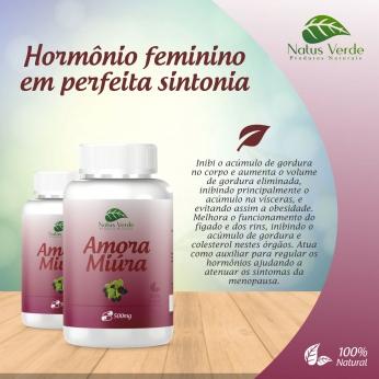 Composto Amora Miura 60 Caps Natus Verde