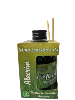 Difusor de Ambiente Odorizante Tipo Alecrim 250ml Ramas