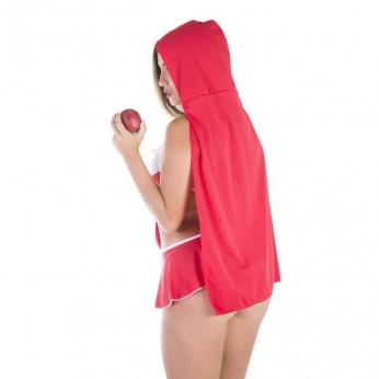 Distribuidora Sexshop Fantasia Sexy Chapeuzinho Vermelho