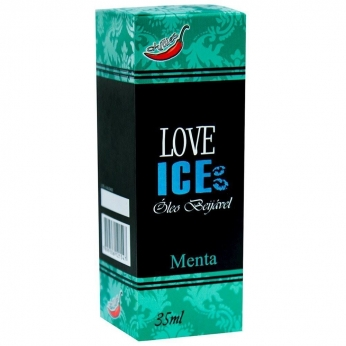 Gel Comestível Love Ice Menta 35ml Chillies