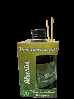 Kit com 3 DIfusores de Ambiente Odorizadores Alecrim,Bambu,Erva Doce 250ml