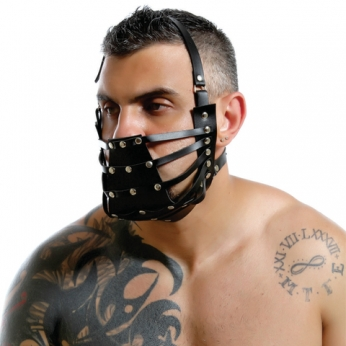 Máscara Dominação