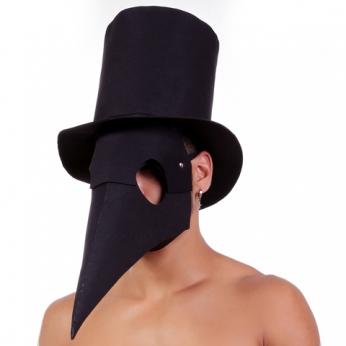 Máscara Doutor Praga 2