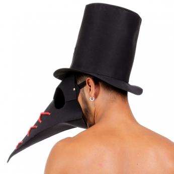 Máscara Doutor Praga 3
