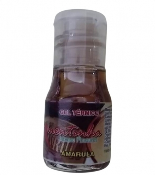 Oleo de Massagem comestivel Hot 10 Ml Amarula