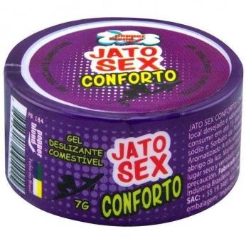 Produtos Eroticos Sexshop Jato Sex Conforto Gel Anestesico  7g Pepper Blend