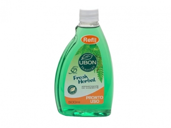 REFIL- Aromatizante de ambiente Pronto Uso Fresh Herbal 500ml