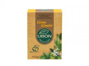 Sabonete natural glicerinado Lima Limão 110g
