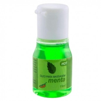 Sex Shop Online Gel Comestível Hot 15ml Chillies Menta Hot