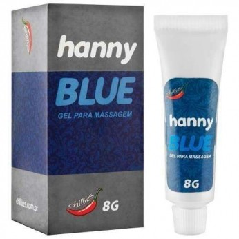 Sex Shops   Anestésico Hanny Blue 8 Gr Chillies