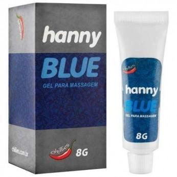 Sex Shops   Anestésico Hanny Blue 8 Gr Chillies