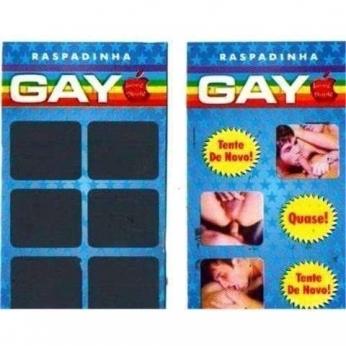 Sexshop Sexyhop  Atacado Raspadinha Erótica Gay