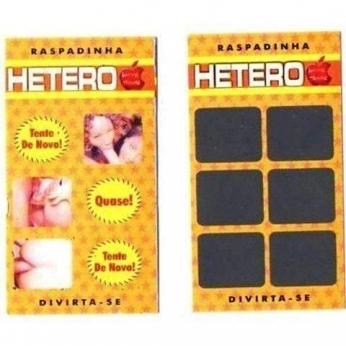 Sexshop Sexyhop  Atacado Raspadinha Erótica Hetero