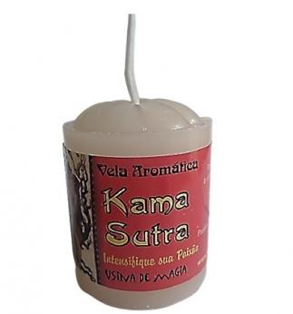 Vela Aromática Kama Sutra Intensifique a Paixão Unitária 30gr