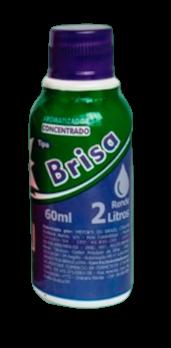 Aromatizador Concentrado 60ml Brisa Ramas Fragrancias  - Fribasex - Fabricasex.com