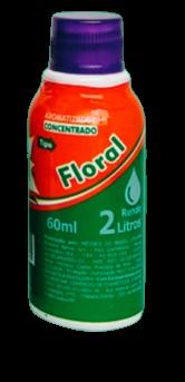 Aromatizador Concentrado 60ml Floral Ramas Fragrancias  - Fribasex - Fabricasex.com