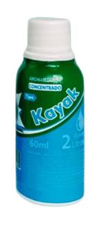 Aromatizador Concentrado 60ml Kayak Ramas Fragrancias  - Fribasex - Fabricasex.com