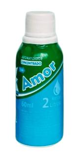 Aromatizante Concentrado 60ml Amor Ramas Fragrancias  - Fribasex - Fabricasex.com