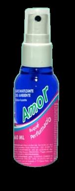 Aromatizante de Ambiente Amor Buque perfumado 60 ML  - Fribasex - Fabricasex.com