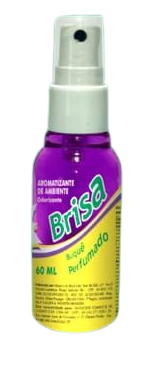 Aromatizante de Ambiente Brisa Buque Perfumado 60 ML  - Fribasex - Fabricasex.com