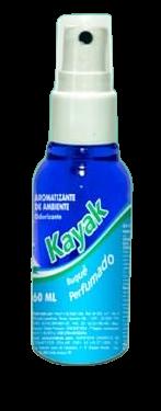 Aromatizante de Ambiente Kayak Buque perfumado 60 ML  - Fribasex - Fabricasex.com