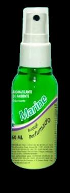 Aromatizante de Ambiente Marine Buque perfumado 60 ML  - Fribasex - Fabricasex.com