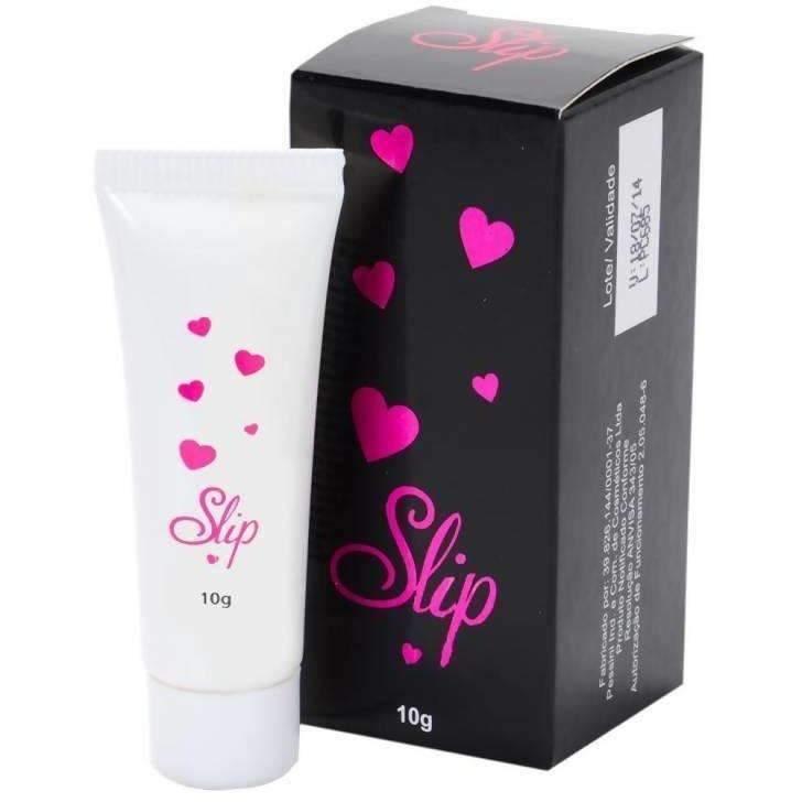Atacado Sex Shop  Slip Gel Anestésico Anal 10 Gr Pessini  - Fribasex - Fabricasex.com
