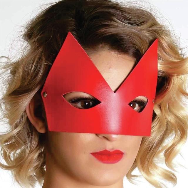 BDSM Produtos Eroticos Sexshop Máscara Mistério   - Fribasex - Fabricasex.com