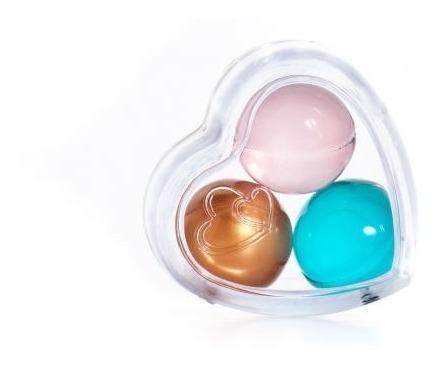 Bolinhas Explosivas de sexshop com  unid Embalagens Coração Sexy  - Fribasex - Fabricasex.com