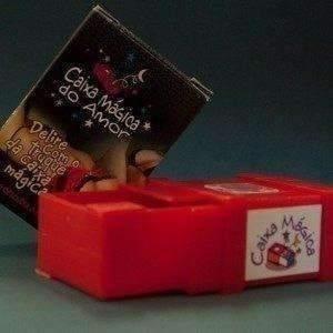 Caixa Magíca do Amor  - Fribasex - Fabricasex.com