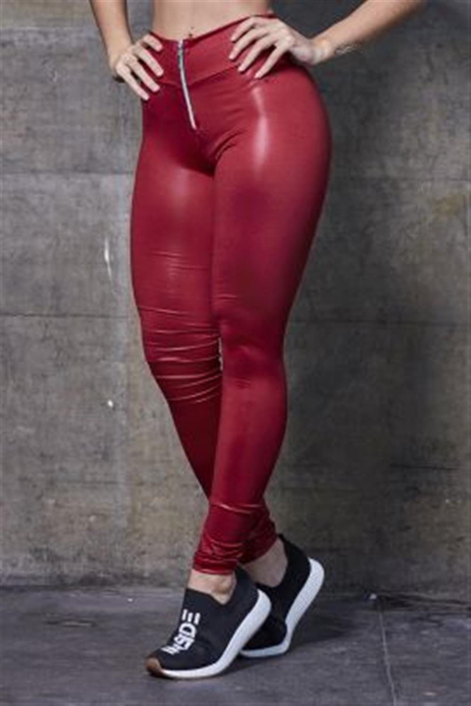 Calça legging Cirre Ziper  - Fribasex - Fabricasex.com