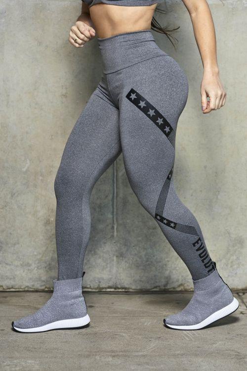Calça Legging Evolution  - Fribasex - Fabricasex.com